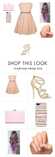 """""""Sans titre #1125"""" by harrystylesandliampayne ❤ liked on Polyvore featuring Jimmy Choo, Casetify and Cloud Nine"""