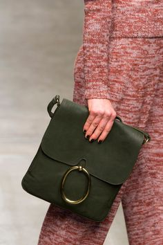 The Bags Everyone is Going Crazy for at NYFW - The Best Handbags at New York Fashion Week Fall 2015 - StyleBistro