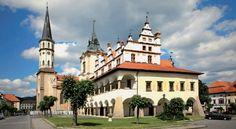 slovenské klenoty UNESCO Levoča Bratislava, Notre Dame, Mansions, Country, House Styles, Natural, Travel, City, Photography