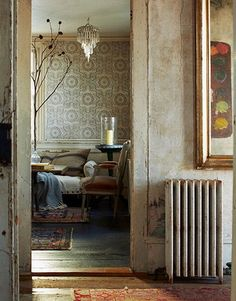 'Flamboyant and Flea' is my 2020 trend prediction! - The deVOL Journal - deVOL Kitchens Home Interior, Interior And Exterior, Interior Decorating, Interior Design, Decorating Ideas, Consoles, Devol Kitchens, True Homes, Ivy House