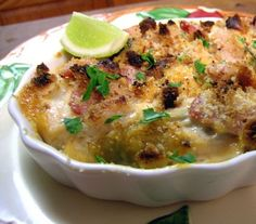 Baked Oysters Remick