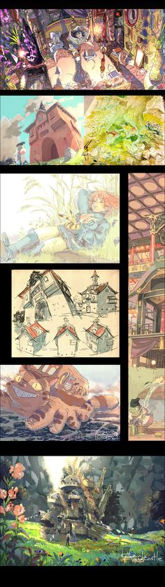 collection G by ~fukamatsu on deviantART  *Gorgeous - This makes me so happy!