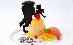 Disne 『美女と野獣』なデザート