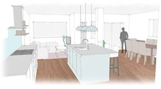 Final CGI Plan Bright Kitchen