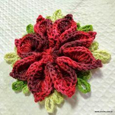 www.crochet passo passo 2016 - Google zoeken