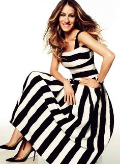 SJP and her fabulous dress!