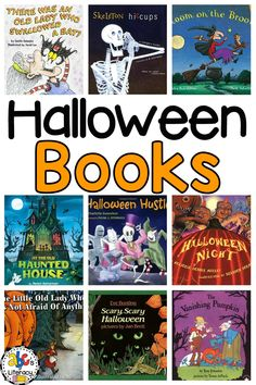 Halloween is just a few weeks away!  To get into the spirit, we love to pull out all of our Halloween books and read about pumpkins and ghosts and witches… oh my!  We've made a list of 10 Not-So-Spooky Halloween Books that you and your kids are sure to love. Click on the picture to learn more about these Halloween books! #halloweenbook #halloweenpicturebooks #halloween #halloweenreadalouds