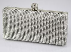 Gorgeous Silver Sparkling Crystal All Over Party Wedding Prom Evening Clutch Bag x with PreciousBags Dust Bag - store posts Black Friday Deals, Dust Bag, Coin Purse, Wallet, Crystals, Silver, Pattern, Clutch Bags, Party Wedding