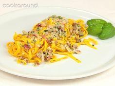 Fettuccine allAbruzzese: Ricetta Tipica Abruzzo   Cookaround