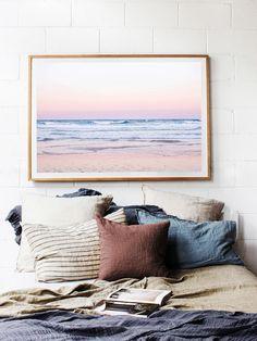 'Dusk' limited edition photographic print captured at Eden, NSW by Kara Rosenlund.