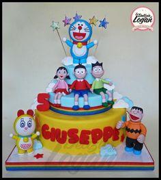 Doraemon cake - Cake by mariella