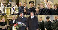 Pohřeb Karla Gotta Zeman s rodinou, Klausová bez manžela Gott Karel, Celebrity, Film, Movie, Film Stock, Celebs, Cinema, Films, Famous People