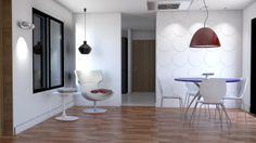 Sala em 3D max