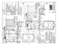 Planos de madeira Smokehouse