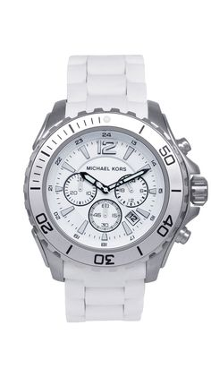 Michael Kors Women's Classic by Michael Kors...can i have it if i promise to always be on time?