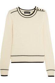 VANESSA SEWARD ~ Cora wool sweater