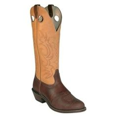BOULET MENS BUCKAROO 17'' BOOT