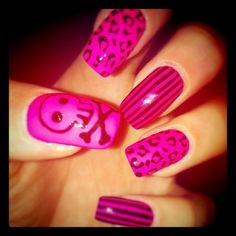 So cute but wish I made time to have pretty nails