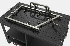 TDQ54830-K1, Strong Hand Rhino Portable Welding Table Jig Fixture