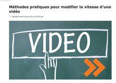 modifier une vidéo en ligne
