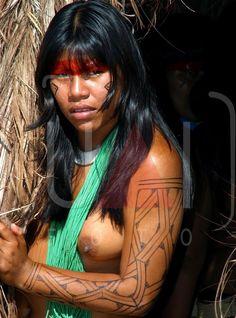 Indios do Xingu