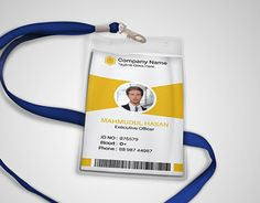 """Check out new work on my @Behance portfolio: """"OFFICE ID CARD"""" http://be.net/gallery/43551933/OFFICE-ID-CARD"""