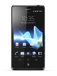 Sony Xperia TL Disponible con AT ~ spanglishreview