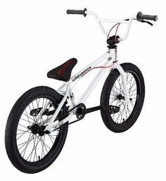 Eastern Bikes Warhammer BMX Bike (Matte White, 20-Inch) by Eastern Bikes @ BicycleBMX .com