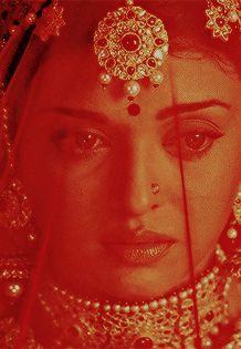 Aishwarya Movie, Aishwarya Rai, Beauty And The Beast Wallpaper, Jodhaa Akbar, Rajasthani Bride, Muslim Culture, Real Love Quotes, Indian India, Pure Beauty