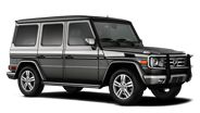 $100k Mercedes G-Class SUV. ACT's love of cars is rubbing off on me. I want one of these!