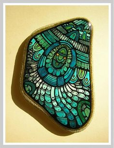 Painted Sandstone Rocks | Sjuzn Gallery: Painted Sandstone | Rock stars