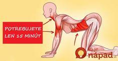 Tieto cviky sú určené špeciálne pre ženy! Yoga Anatomy, Tabata, Aurora Sleeping Beauty, Workout, Fitness, Memes, Health, Fat, Sport