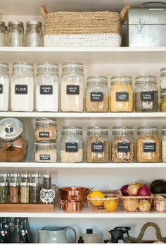 This pantry.  All.  Day.  Long.