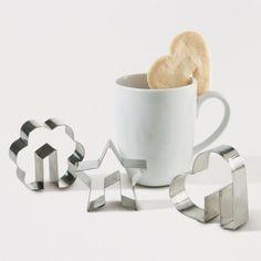 Wow deze koekjesvormpjes zijn fantastisch! Iemand enig idee waar... Door Mara