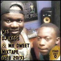 Mad DJ Kogs & Mr Dweet Mixtape {Feb 2017} by Percy Dancehall Reloaded on SoundCloud