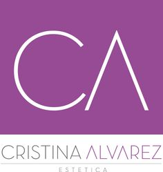 Logotipo Cristina Alvarez