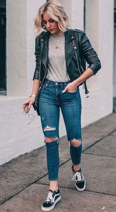 26 Classy Fall Outfits To Copy For 2018  Fall outfits 2018  Newest fall  outfits 282da616d4