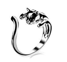 Anillo :: gato :: de nosgustanlosretros por DaWanda.com