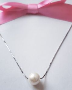 How To Wear A Pearl Pendant Necklace With Grace