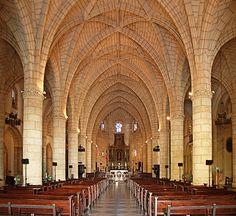 Catedral Primada, Santo Domingo, Dominican Republic