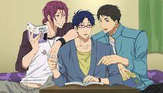 Rin, Rei and Sosuke