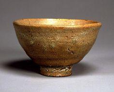 """TNM Tea bowl of oido type Known as """"Uraku"""". Joseon dynasty century Important Art Object Gift of Mr. Ceramic Clay, Ceramic Bowls, Ceramic Pottery, Pottery Art, Korean Pottery, Japanese Pottery, Sencha Tea, Uji Matcha, Japanese Tea Ceremony"""