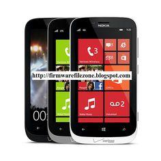 Nokia Lumia 822 Flash File