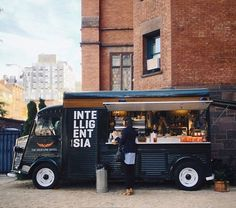 Great mobile cafe branding: http://www.trulydeeply.com.au/madly/2015/02/20/small-a-big-idea-for-retail-branding-agency/ #branding #retailbranding #cafebranding #retaildesign #cafedesign