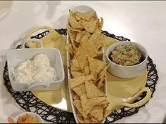 Recetas | Guacamole con nachos y totopos | Utilisima.com