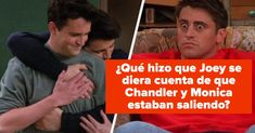 "Solo pasarás este quiz de ""Friends"" sobre Chandler y Joey si eres súper fan Joey Friends, Friend Quiz, Monica And Chandler, Best Bud, Warner Brothers, Quizzes, Trivia, Movie Tv, Things To Think About"