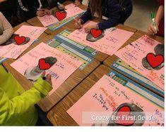 Valentine's Day Activities | Crazy for First Grade | Bloglovin'