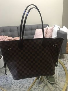 d82a37f38 34 Best neverfull damier images in 2019 | Casual outfits, Casual ...