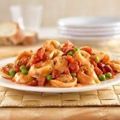 Hunts(R) Tomato and Bacon Tortellini - Allrecipes.com