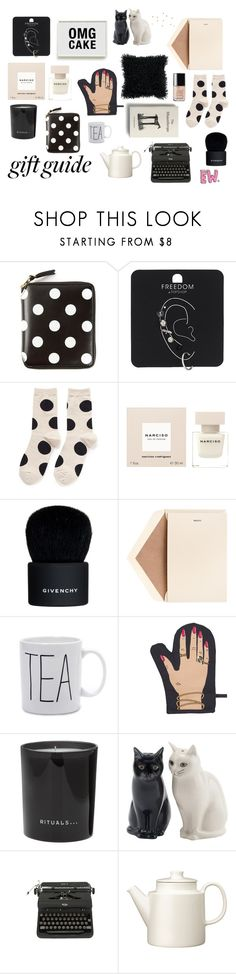 """""""Git Guide"""" by lottehardy ❤ liked on Polyvore featuring Comme des Garçons, Topshop, Hansel from Basel, Narciso Rodriguez, Givenchy, Dempsey & Carroll, Surya, Woouf!, Rituals and iittala"""